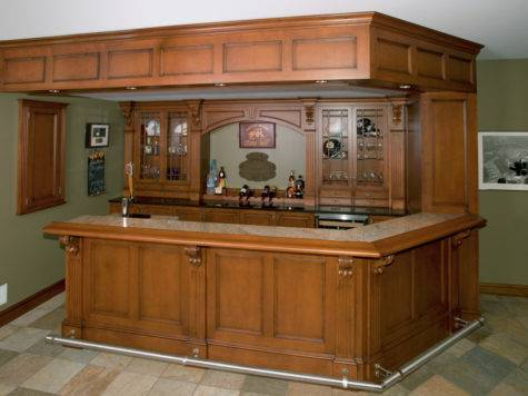 Home Bars Custom Cabinetry Ken Leech