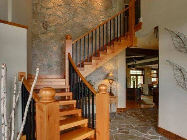 Home Decorations Cheap Fall Staircase Decor Room Ideas