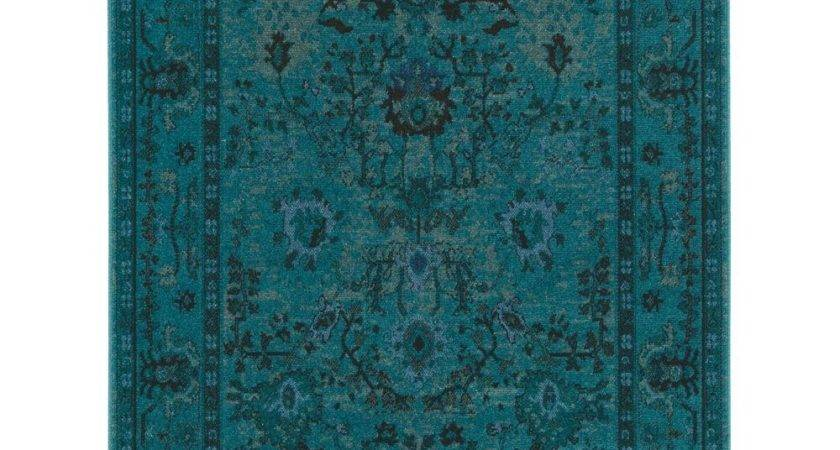 Home Decorators Collection Overdye Teal