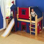 Home Design Bunk Bed Slide