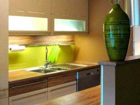Home Design Excellent Small Space Modern Kitchen