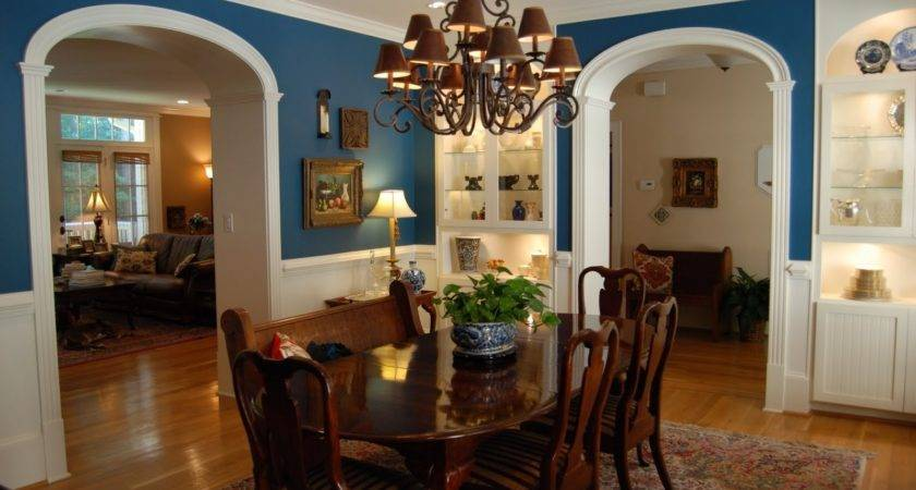 Home Design Exciting Dining Room Paint Ideass