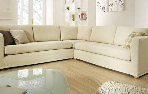 Home Design Ideas Cream Sofa