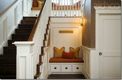 Home Design Interior Ideas Small Hall Stairs