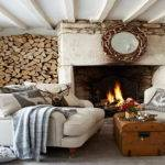Home Design Rustic Country Decor Ideas