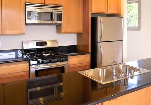 Home Design Small Kitchen Plan Space