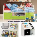 Home Desigs Small Spaces Kids Storage Ideas