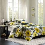 Home Essence Apartment Blythe Mini Comforter Set Yellow