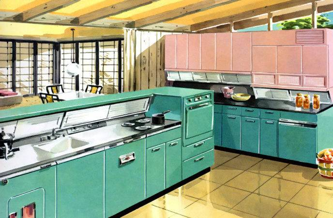 Home Furniture Decoration Kitchens