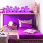 Home Interior Designs Simple Ideas Purple Room Design