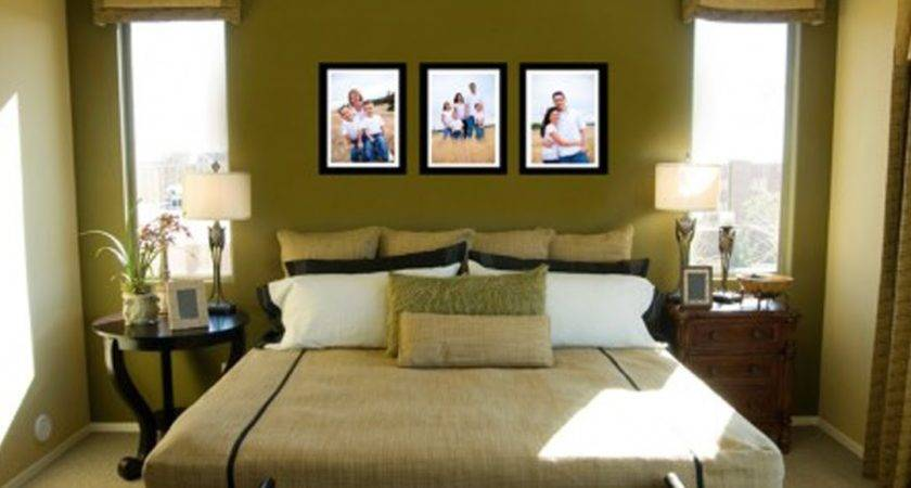 Home Interior Designs Small Master Bedroom Decorating