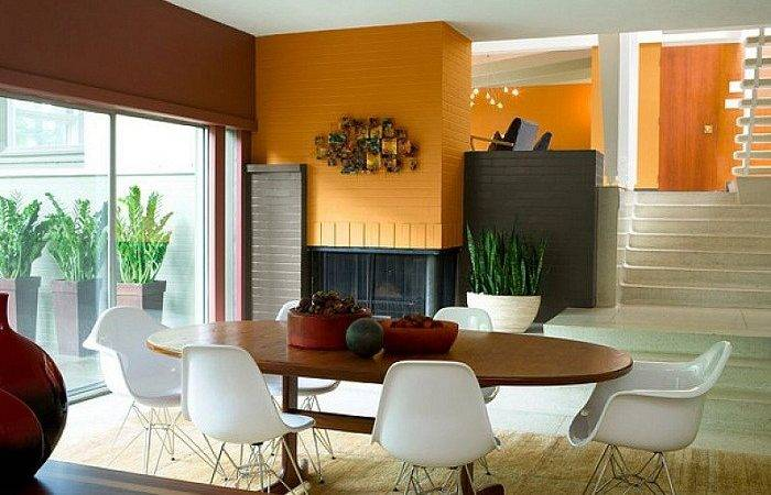 Home Interior Paint Color Ideas Dining Room