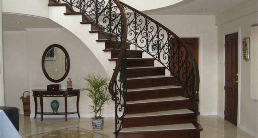 Home Interior Stairs Design Youtube