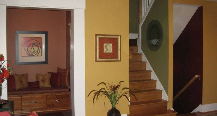 Home Painting Color Schemes Attractive Personalised