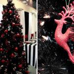 Home Quotes Christmas Decoration Ideas Black