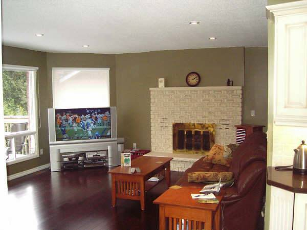Home Renovation Tip Painting Fireplace Brick