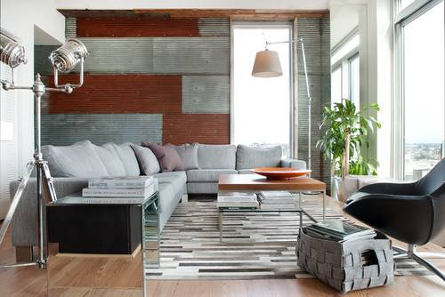 Homes Industrial Style Make Warehouses
