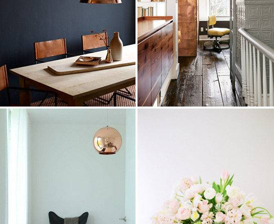 Hot Home Cor Ideas Copper Digsdigs