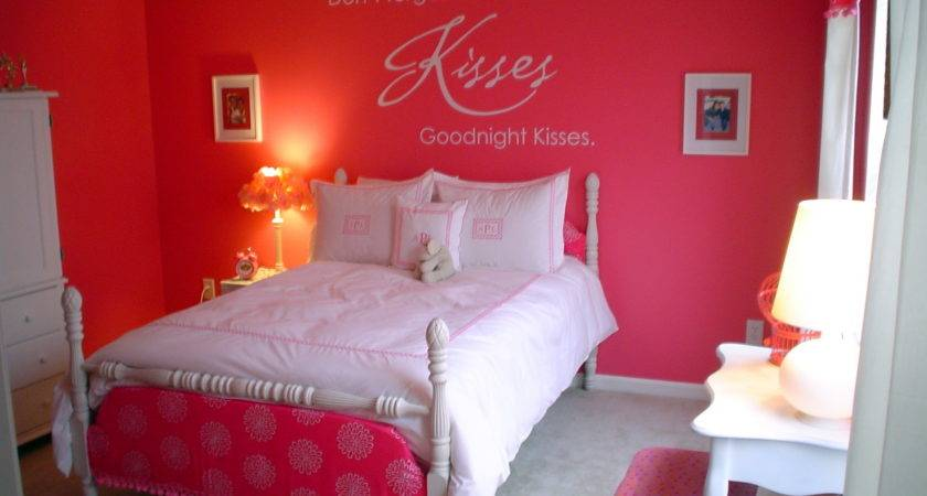Hot Pink Bedroom Cool Tjihome