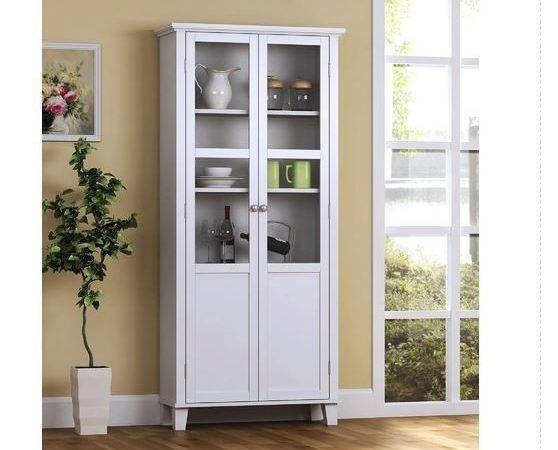 Hutch Buffet China Cabinet Kitchen Bathroom Dining Room