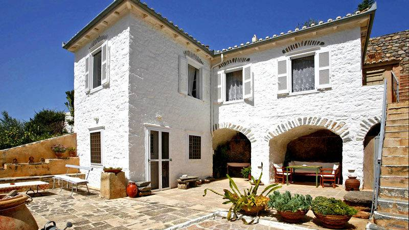 Hydra Homes List Holiday Let Properties Greece
