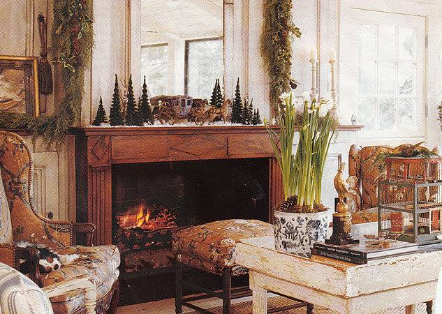 Hydrangea Hill Cottage French Country Christmas