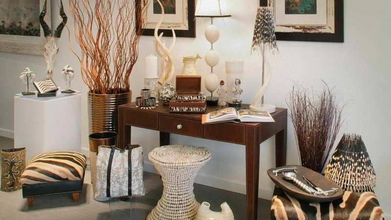 Ideas Beautiful Safari African Decorating Stylish