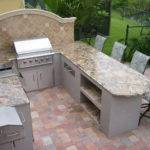 Ideas Budget Outdoor Kitchen
