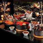 Ideas Chaya Creative Buffet Displays