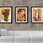 Ideas Contemporary Framed Art Prints