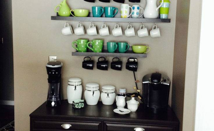 Ideas Create Best Coffee Station Decoholic