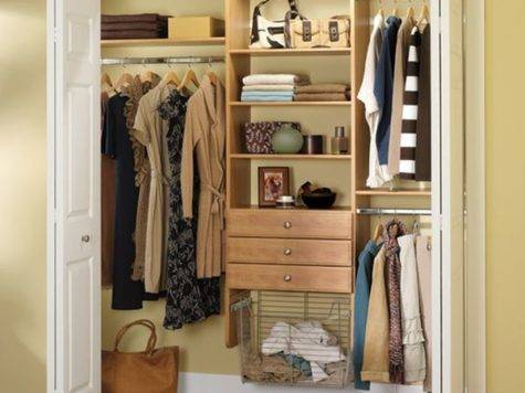 Ideas Creating More Organized Closet Space