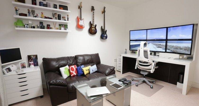 Ideas Creating Perfect Gaming Room Your Own Home