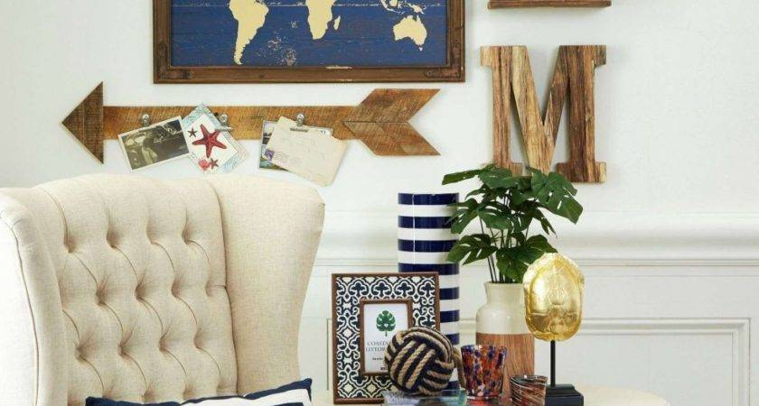 Ideas Decorating Large Wall Living Room