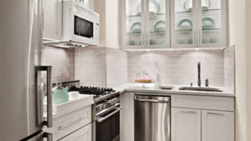 Ideas Decorating Small Kitchen House Design