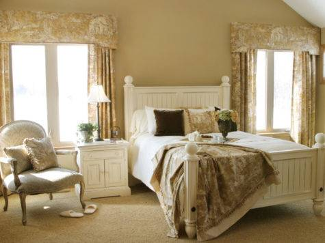 Ideas French Style Bedroom Home Delightful