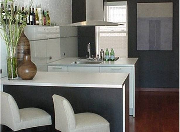 Ideas Have Modern Kitchens Small Space