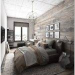 Ideas Industrial Bedroom Interior