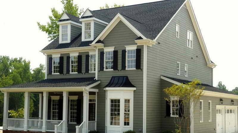 Ideas Modern Painting House Exterior Job
