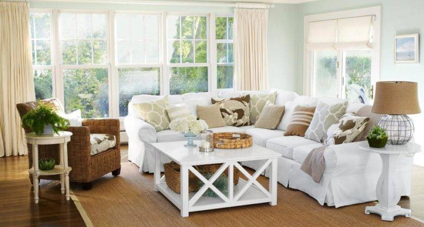 Ideas Relaxing Beach Home Decor Hgtv
