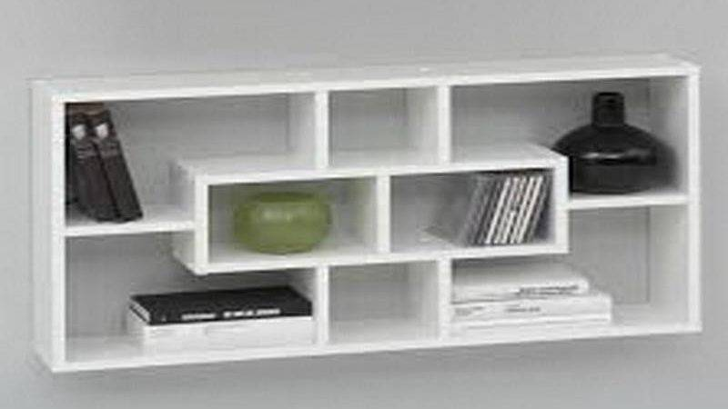 Ideas Simple Wall Shelves Books