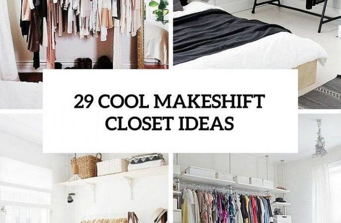 Ideas Small Bedrooms Without Closets Stylish Design