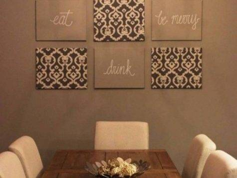 Ideas Small Living Spaces Diy Room Wall Decor