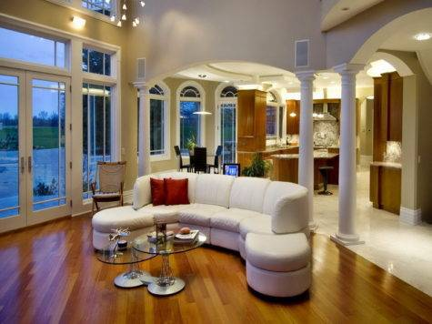 Ideas Some Great Celebrity Home Interiors Design