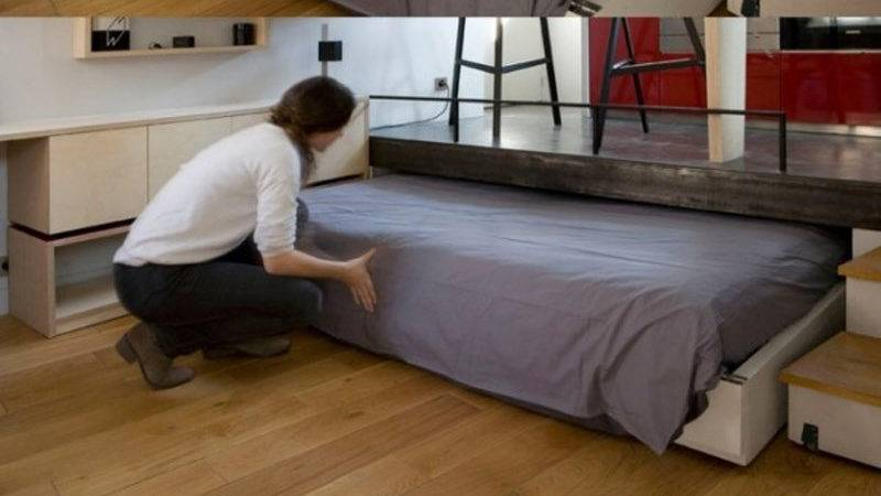 Ideas Space Saving Beds Small Rooms
