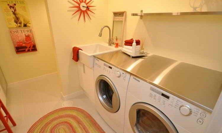 Ideas Walls Decor Remodeled Laundry Rooms