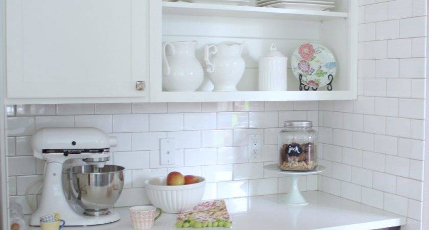 Ideas White Upper Lower Cabinets Grey