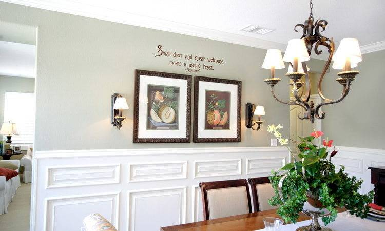 Ideas Your Dining Room Walls Wisedecor Wall