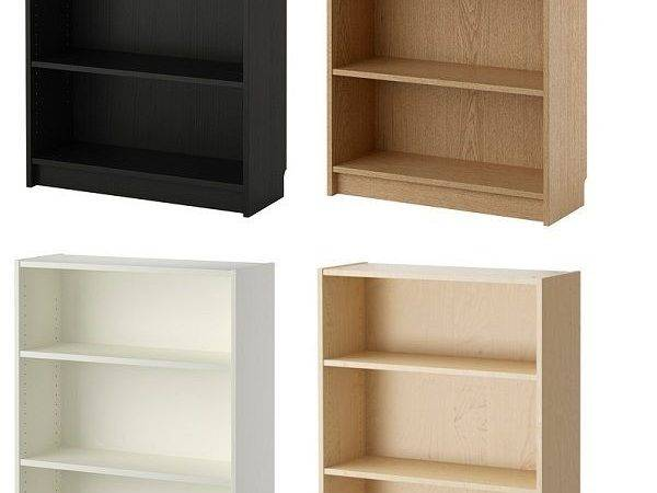Ikea Billy Bookcase Storage Shelving Unit Display Stand