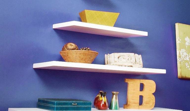 Ikea Floating Shelves Design Ideas